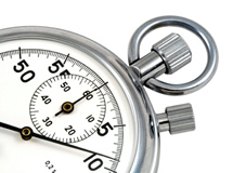stop watch Simple Changes That Produce a Faster Website and Boost Rankings!
