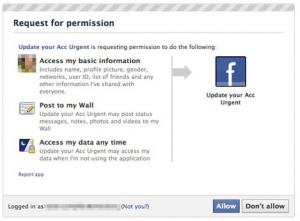 facebook scam 300x221 Top 4 Facebook Frauds and How to Avoid Them