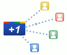 +1 Button Google +1, How Is It Measuring Up to the Like Button?