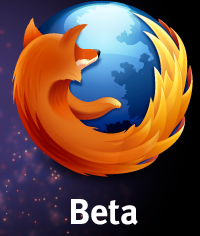 Firefox Beta Icon Firefox 5 Supports Multiple Platform Do not Track Feature