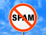 no spam Three Ways to curb Spam on Your Blog