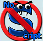 noscript Web Tips: Know Your Scripts
