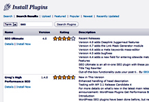 wordpress plugin WordPress Plug Ins That Can Make SEO Much Easier!